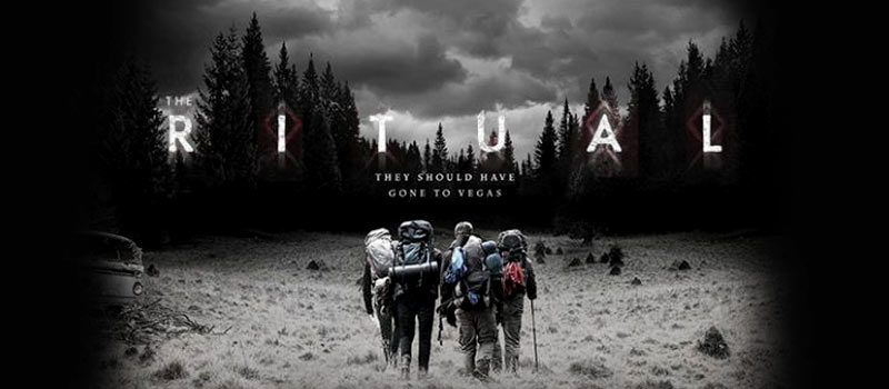 locandina film il rituale 2017