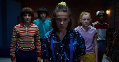 scena stranger things 3