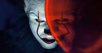pennywise capitolo 2 locandina