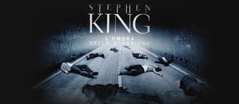 cover libro ombra scorpione king