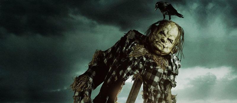 cover con lo spaventa passeri del film scary stories to tell in the dark